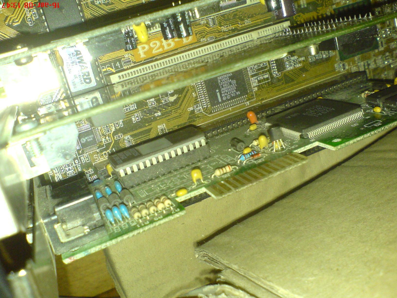 ISA VGA Card